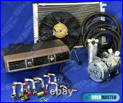 A/C KIT-UNIVERSAL UNDER DASH EVAPORATOR 404-100BH With ELECTRICAL HARNESS