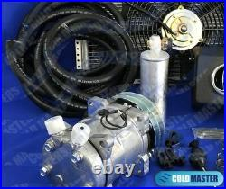 A/C-KIT UNIVERSAL UNDERDASH EVAPORATOR 404-000C With ELECTRICAL HARNESS