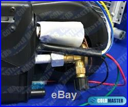 A/C KIT UNIVERSAL UNDERDASH EVAPORATOR 404-RBL HEAT and COOL H/C & ELEC. HARNESS