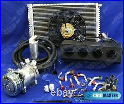 A/C-KIT UNIVERSAL UNDERDASH EVAPORATOR 432-0BL With ELECTRICAL HARNESS