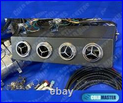 A/C-KIT UNIVERSAL UNDERDASH EVAPORATOR NEW 404-000CSL H/C With ELECTRICAL HARNESS
