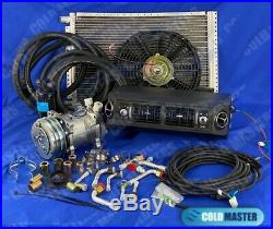 A/C-KIT UNIVERSAL UNDERDASH EVAPORATOR NEW 432-1CSL With ELECTRICAL HARNESS 14X20