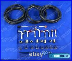 A/c Kit Universal Under Dash Hose Kit (hoses And Fittings)