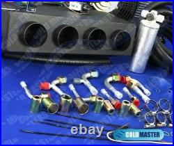 A/c Kit Universal Underdash Evaporator Heat & Cool 404-0 With Electric Harness