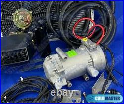 A/c-kit Universal Underdash Evaporator 202-100 14x20 With Electric Compressor
