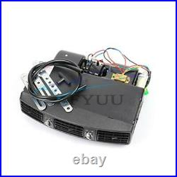 DC12V 80W Universal A/C 32 Pass Coil Underdash Evaporator 3 Speed Accessory Kit