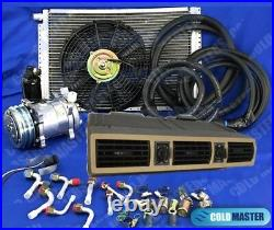 NEW A/C KIT UNIVERSAL UNDER DASH EVAPORATOR 404-BF12V With ELECTRICAL HARNESS