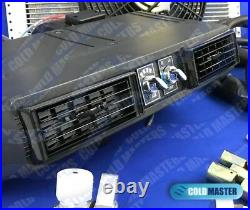 NEW A/C KIT UNIVERSAL UNDER-DASH EVAPORATOR 404X3 12V With ELECTRICAL HARNESS