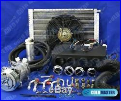 UNIVERSAL UNDERDASH AIR CONDITIONER 432-0DC! 24V! With ELECTRICAL HARNESS
