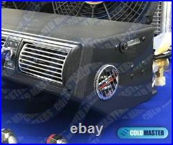 UNIVERSAL UNDERDASH AIR CONDITIONER KIT 450 SPECIAL extra hoses & ELECT HARNESS