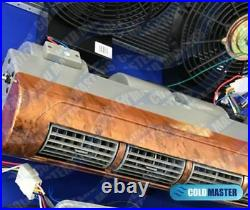 Universal Underdash Air Conditioning 228-100 W-SC 14X20 and ELEC. HARNESS