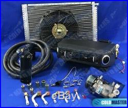 Universal Underdash Air Conditioning A/C KIT 432 PV8 12X16in ELECTRICAL HARNESS