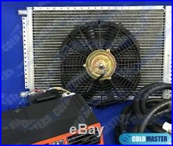 Universal Underdash Air Conditioning KIT 404-OR With ELECTRICAL HARNESS