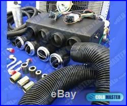 Universal Underdash Air Conditioning KIT 432-000DC & ELEC. HARNESS & SPECIAL