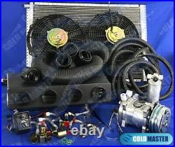 Universal Underdash Air Conditioning KIT 450 450A-000 A 12V 18X26