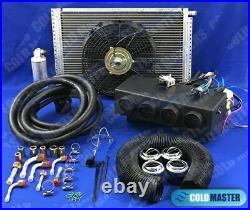 Universal Underdash Air Conditioning Kit with NO compressor 404-000DC