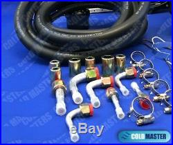 Universal Underdash Air Conditioning Kit with NO compressor 432-000DC